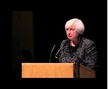 Janet Yellen, Chair of the Fed